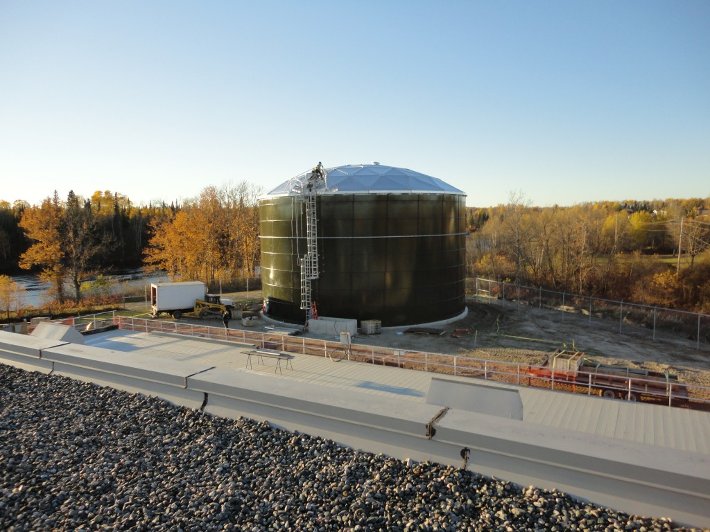 Kapuskasing Waste Water Treatment Plant Upgrades