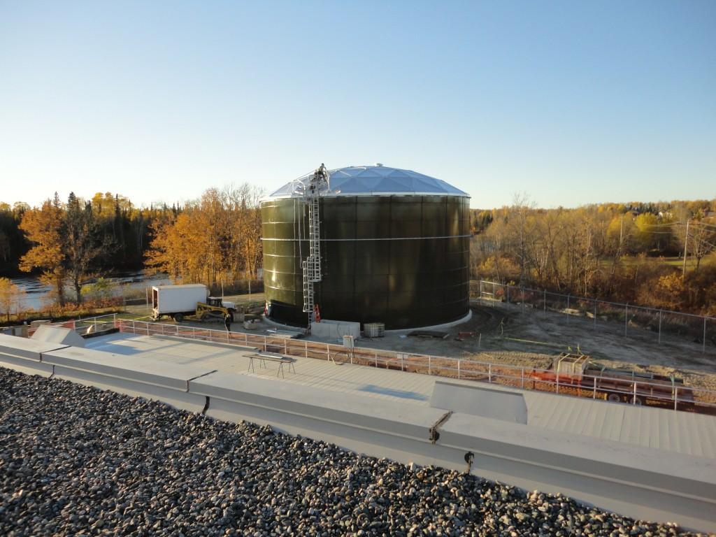 Kapuskasing Waste Water Treatment Plant Upgrades