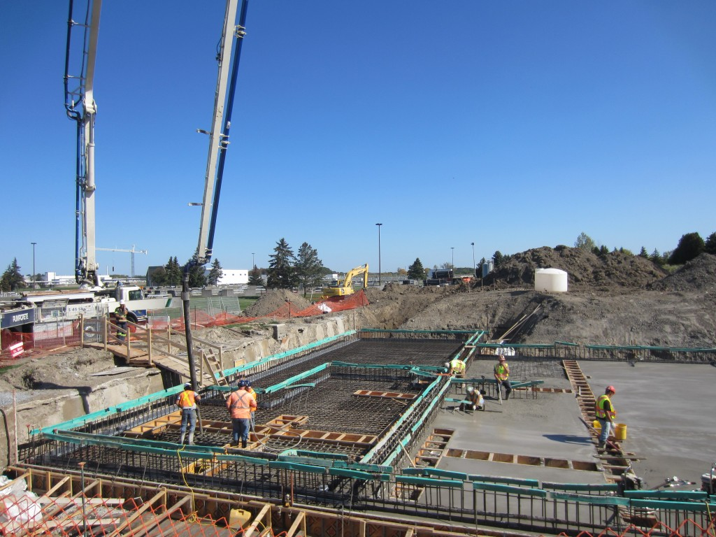 Disinfection Facility Stages 1 & 2 Upgrades for Duffin Creek Water Pollution Control Plant