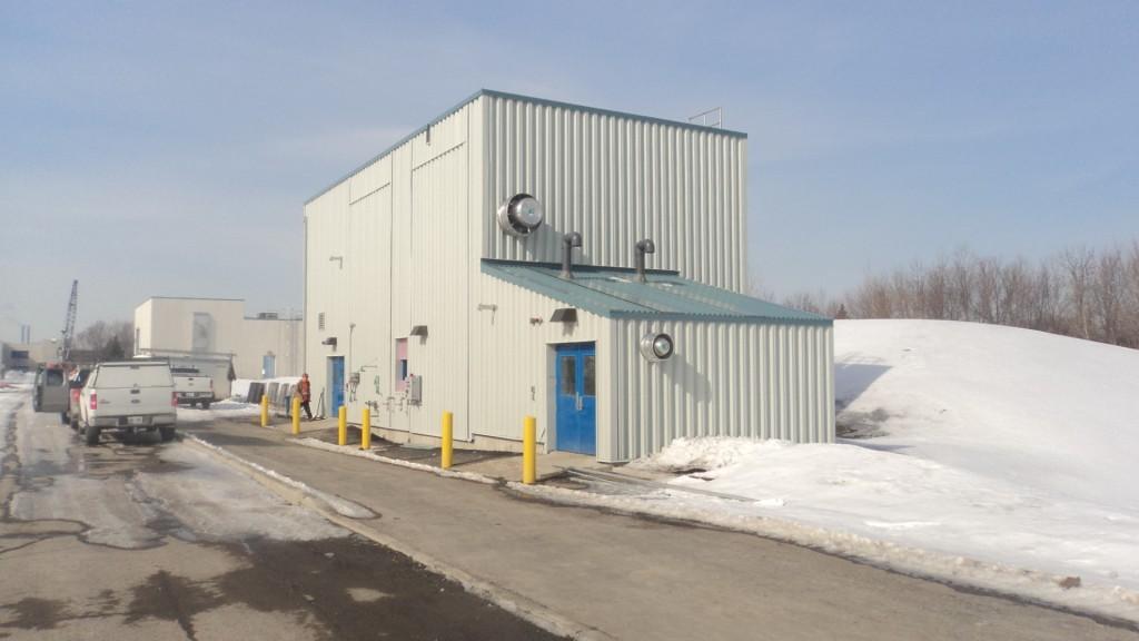 Robert O. Pickard Environmental Centre – Dechlorination Facility