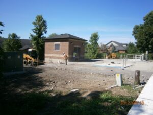 Palmer Road Sewage Pumping Station Upgrades and Storm Sewer Extension