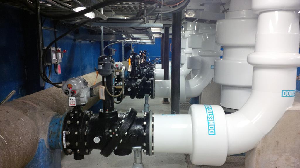 Richmond Hill Pumping Station Upgrades